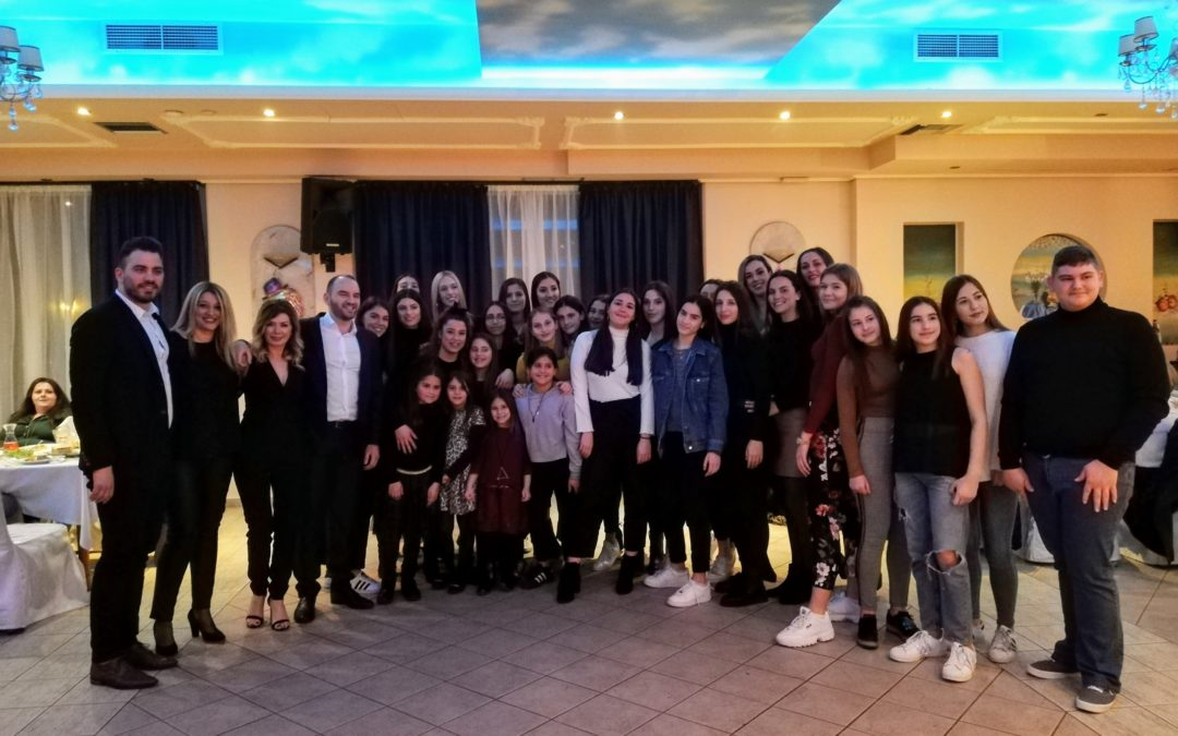 Πραγματοποιήθηκε με μεγάλη επιτυχία ο ετήσιος χορός του ΑΣΠ Κόρινθος (pics)