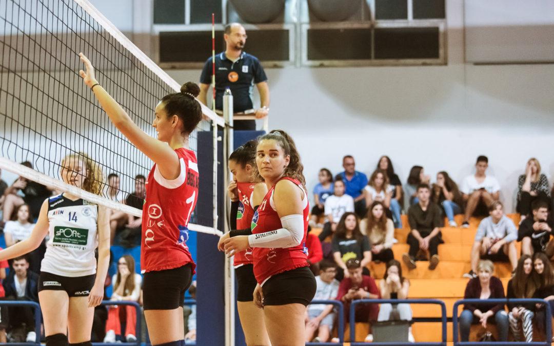 Πέρασαν στις οκτώ καλύτερες ομάδες της Πελοποννήσου οι Νεάνιδες του ΑΣΠ Κόρινθος