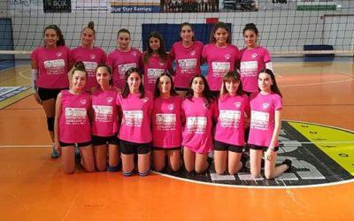 Νέοι χορηγοί του αθλητικού υλικού για όλα τα τμήματα volley του ΑΣΠ Κόρινθος